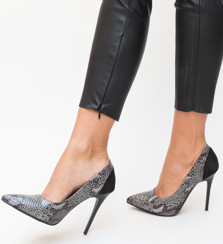 Обувки Verbe Черни