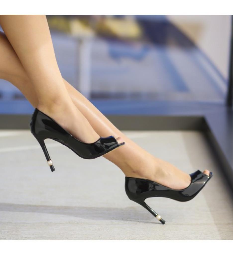 Обувки Пабло Черни