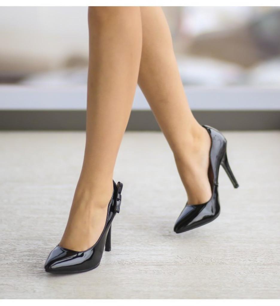 Обувки Rubi Черни