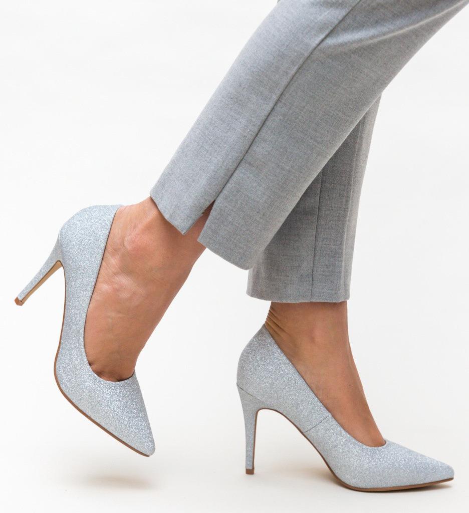 Обувки Cruze сребърни