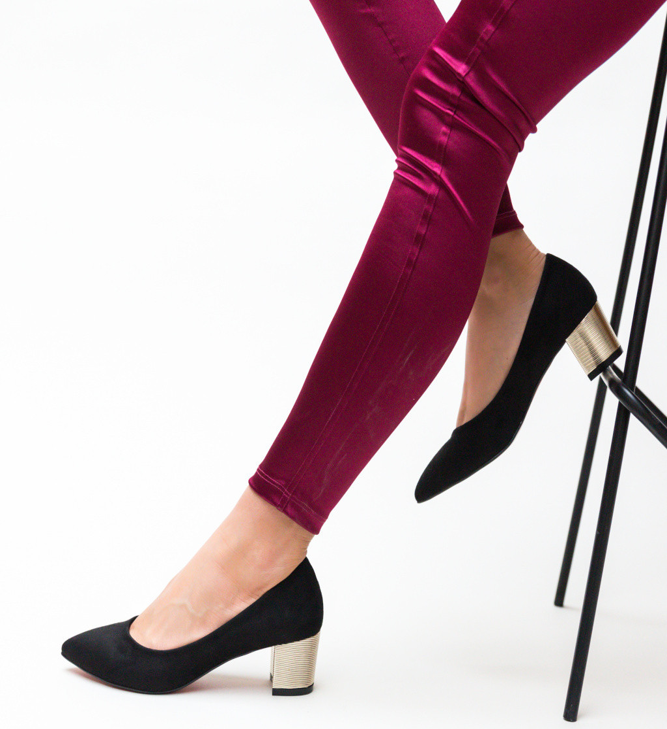 Обувки Richie Черни2