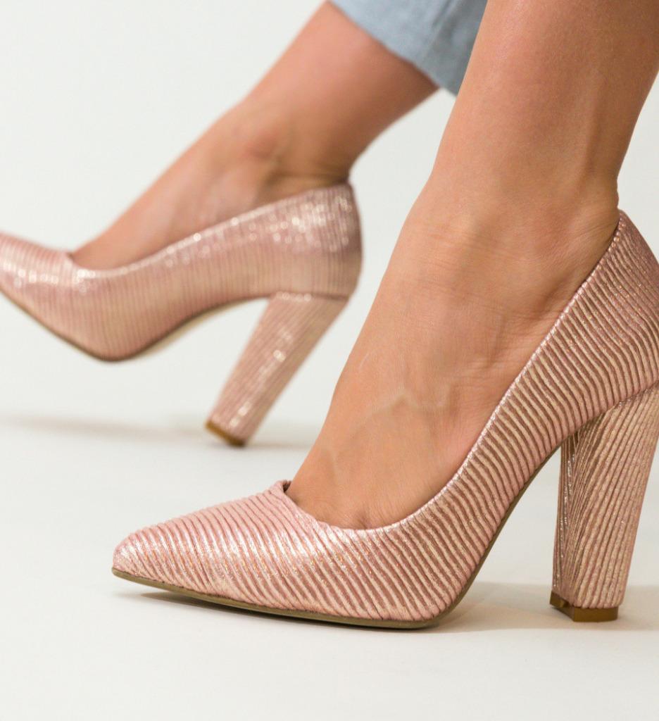 Обувки Gabono Розови
