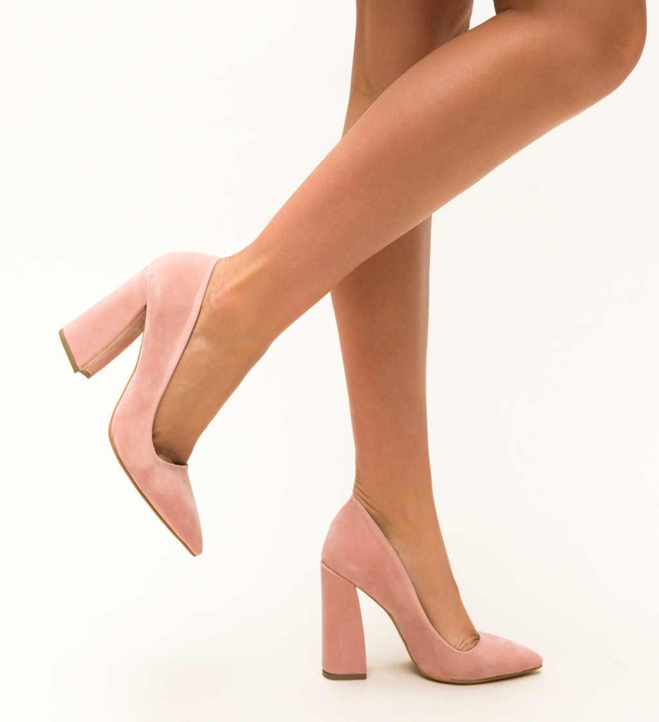 Обувки Salim Розови 2