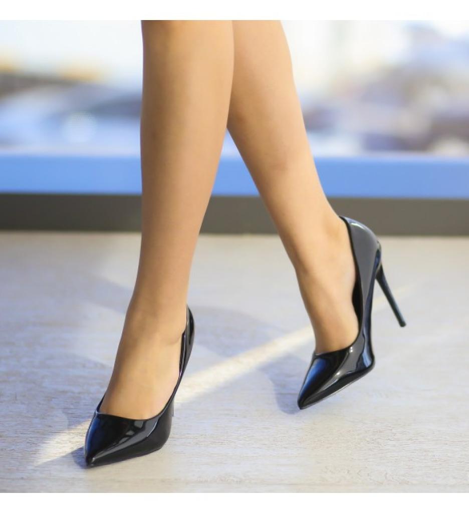 Обувки Рома Черни