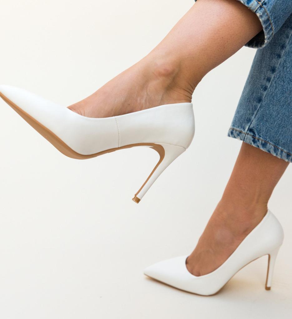 Обувки Jaidon Бели