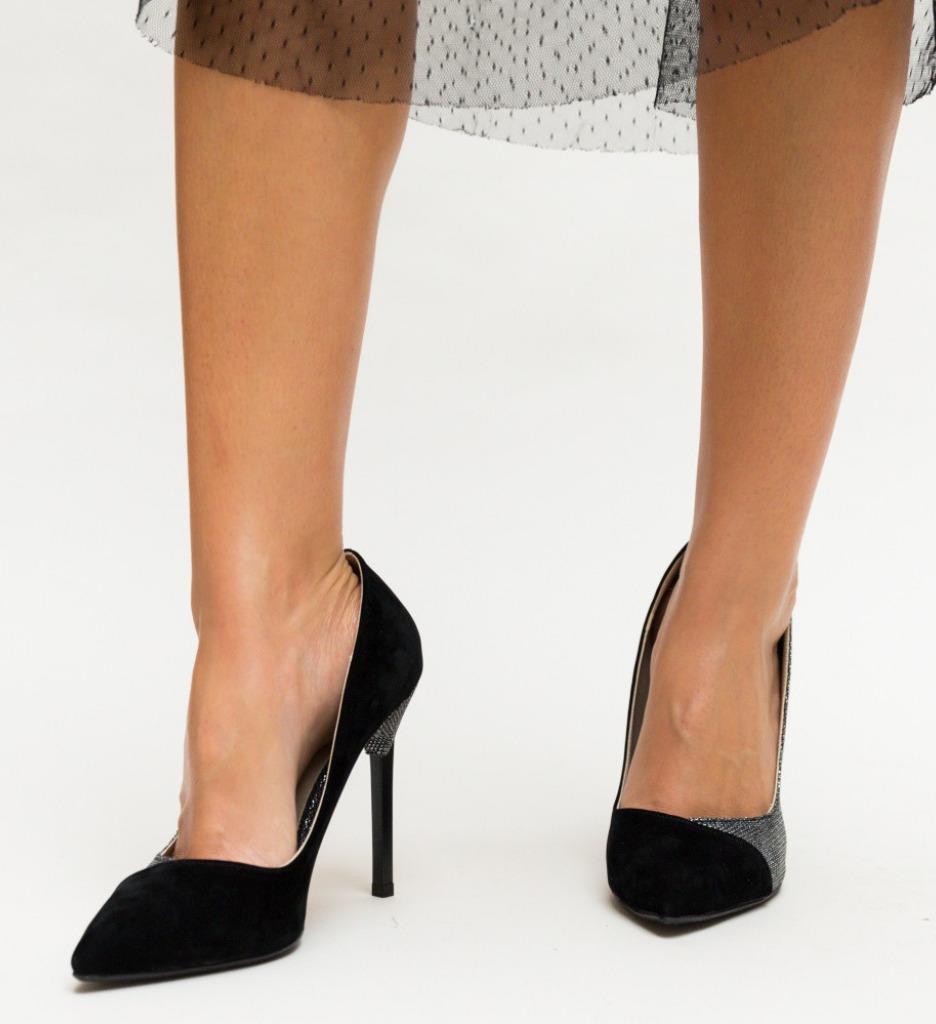 Обувки Plix Сиви