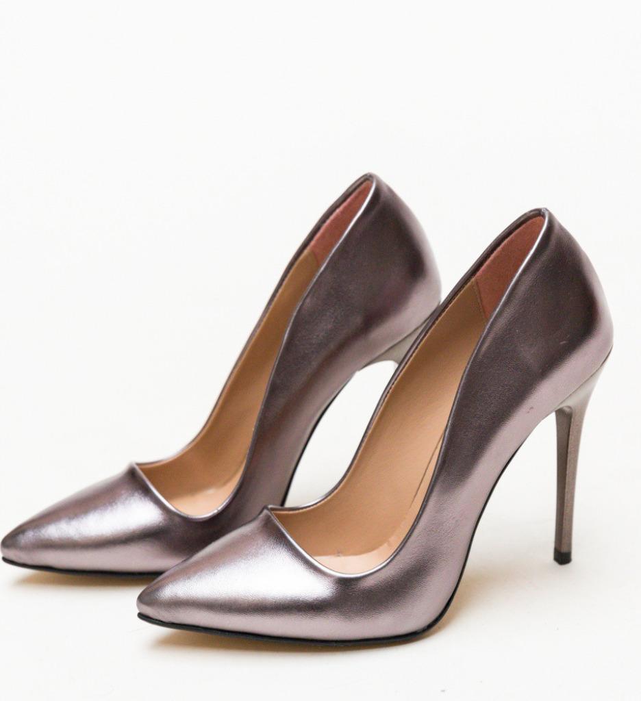 Обувки Vilegas Сиви