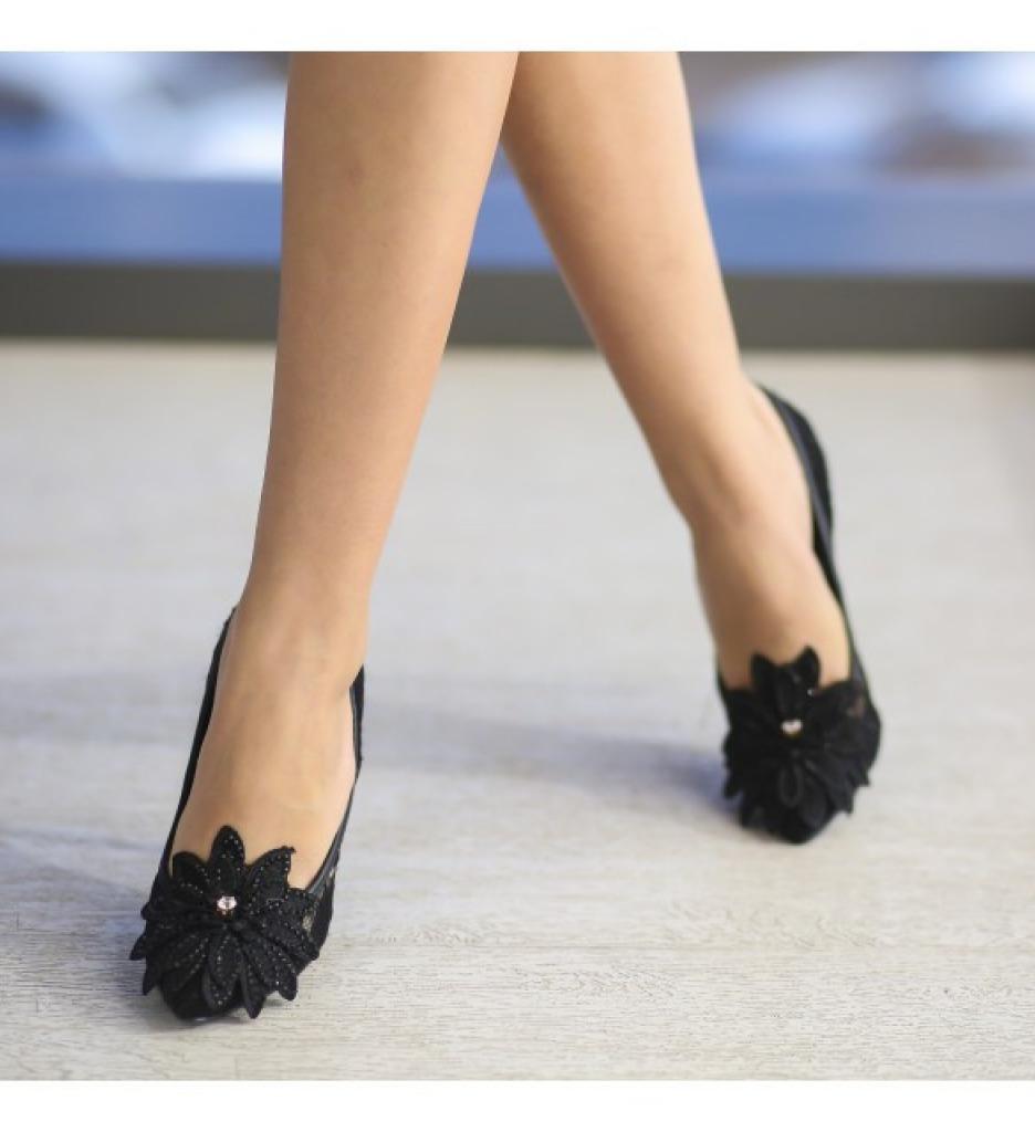 Обувки Баракуда Черни