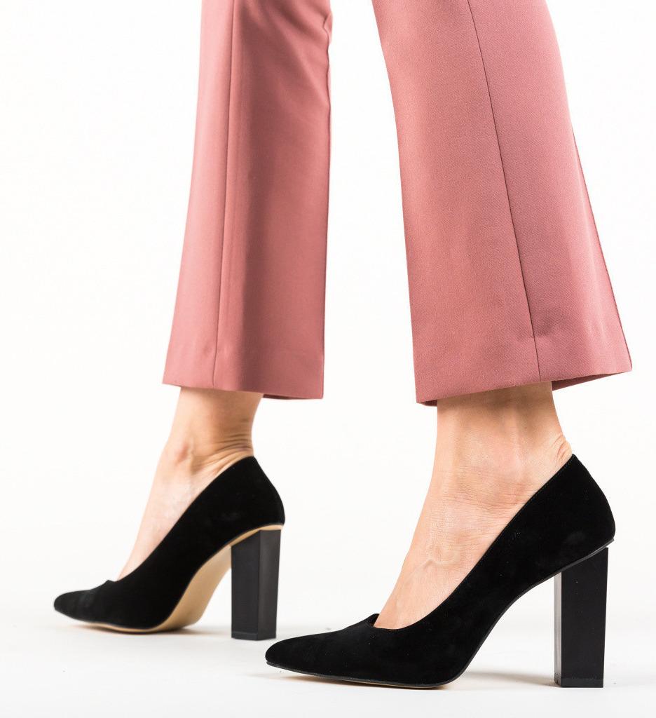 Обувки Cuba 2 Черни