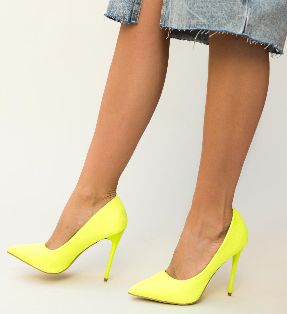 Обувки Harlei Зелени