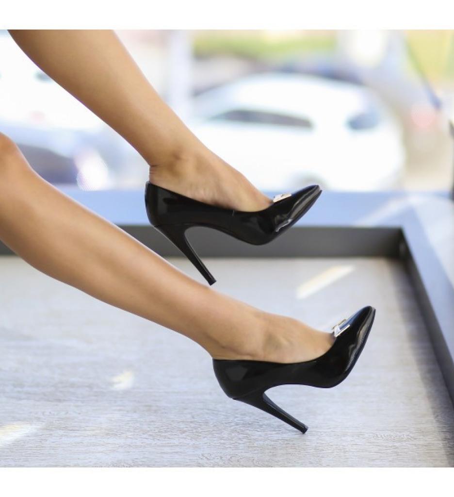 Обувки Хампа Черни 2