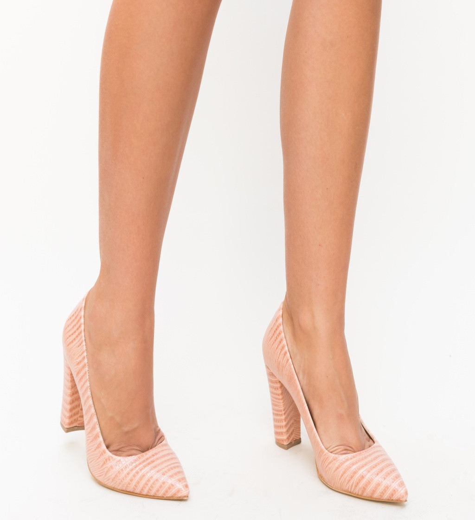 Обувки Boza Розови