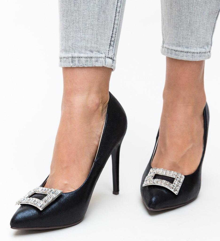 Обувки Dylon Черни