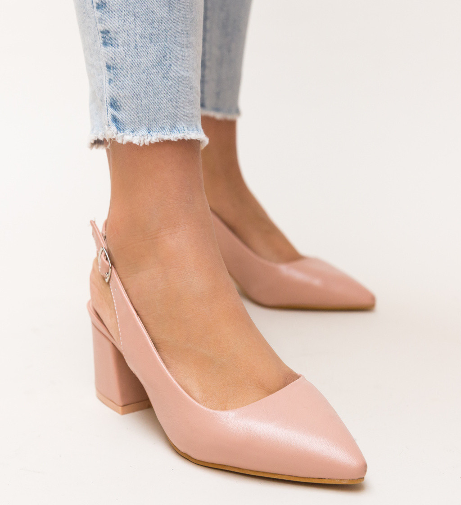 Обувки Roadster Розови 2