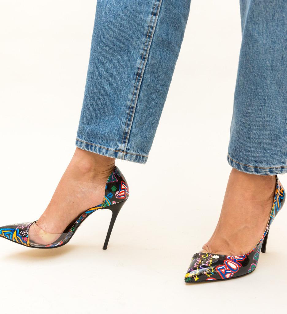 Обувки Fifi Черни 2