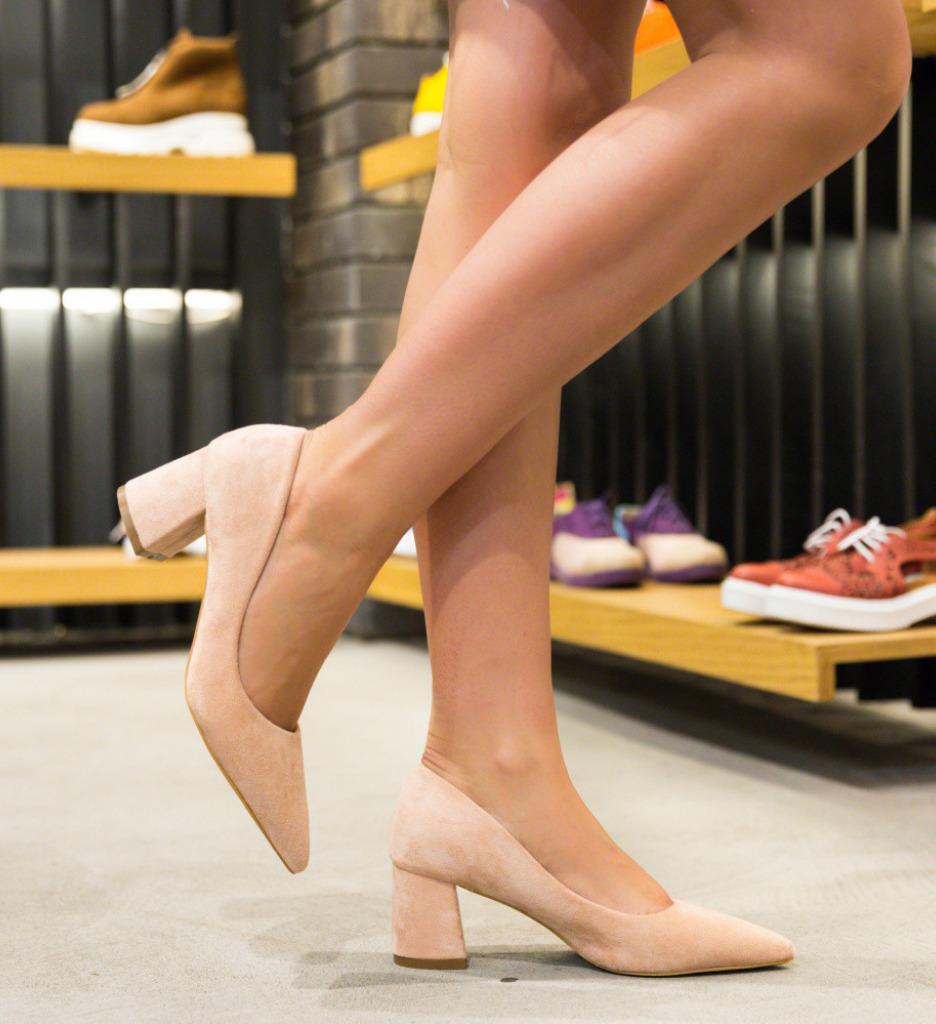 Обувки Guto Розови
