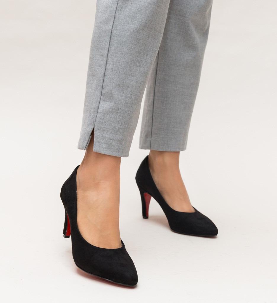 Обувки Irona Черни