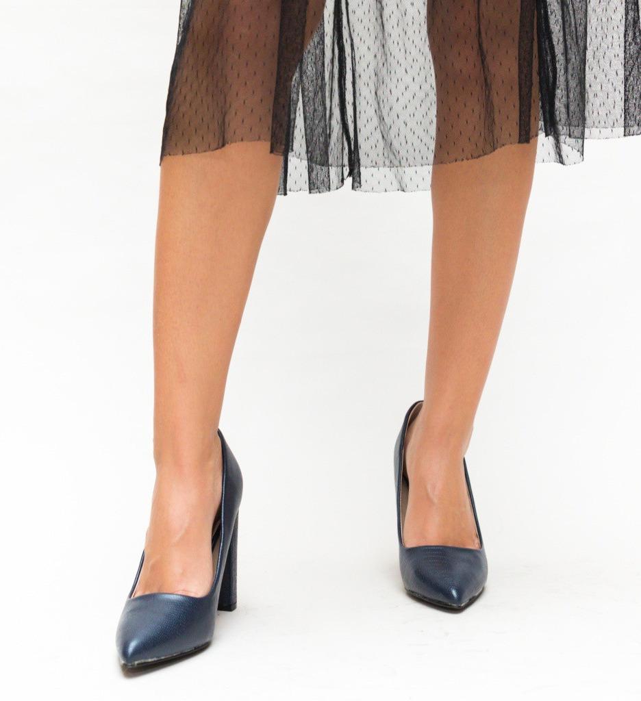 Обувки Yorker Тъмно-сини