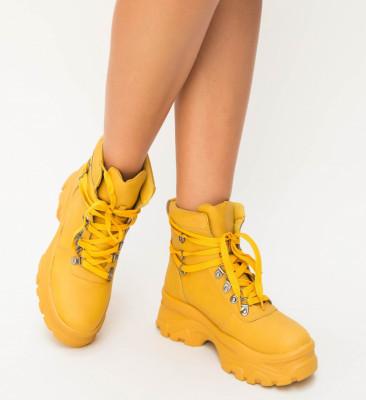Боти Nomga Жълти