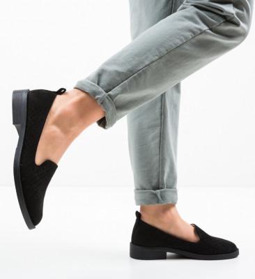 Ежедневни обувки Ancuty Черни