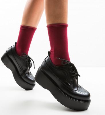 Ежедневни обувки Dilla Черни