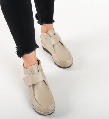 Ежедневни обувки Euan Бежов