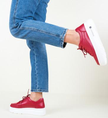 Ежедневни обувки Figuer Червени