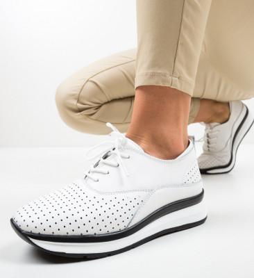 Ежедневни обувки Gough Бели