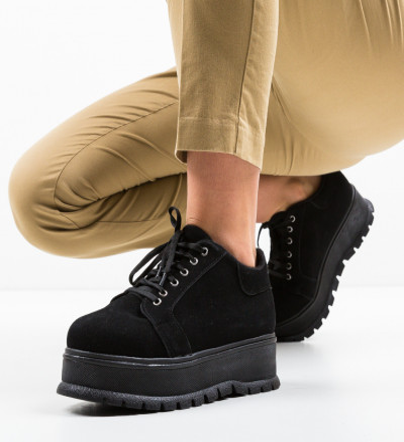 Ежедневни обувки Kislev 3 Черни