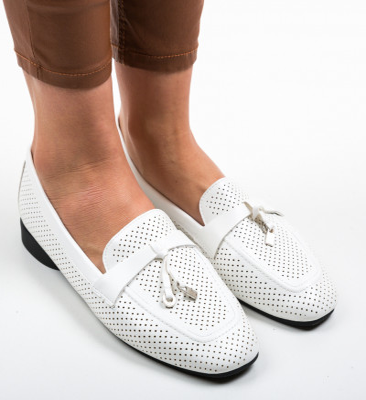 Ежедневни обувки Locker Бели