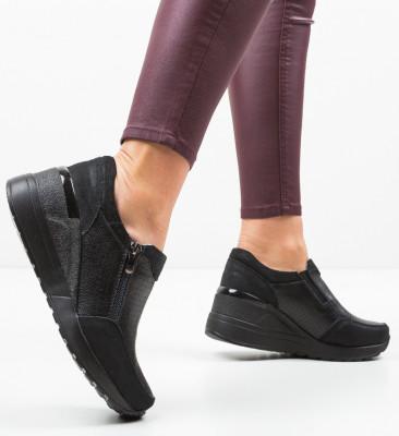Ежедневни обувки Lynsey Черни