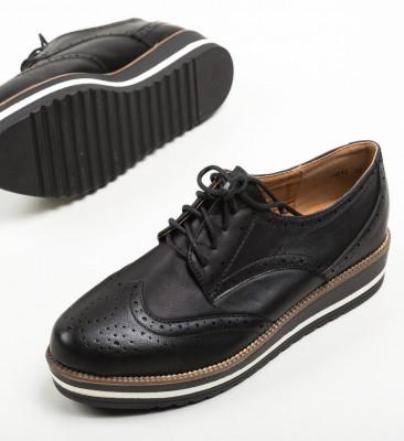 Ежедневни обувки Mereni Черни