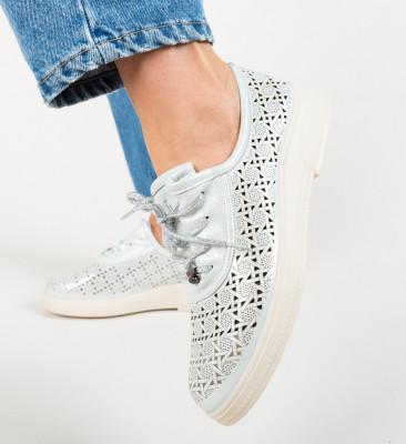 Ежедневни обувки Nalido Бели