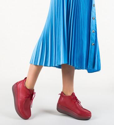 Ежедневни обувки Nash Червени