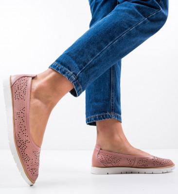 Ежедневни обувки Regan Розов
