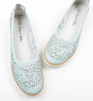 Ежедневни обувки Regan Тюркоаз