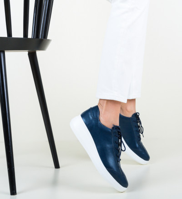Ежедневни обувки Sash Тъмносин