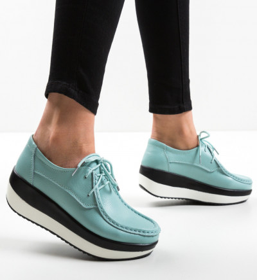 Ежедневни Обувки Vlasta Сини