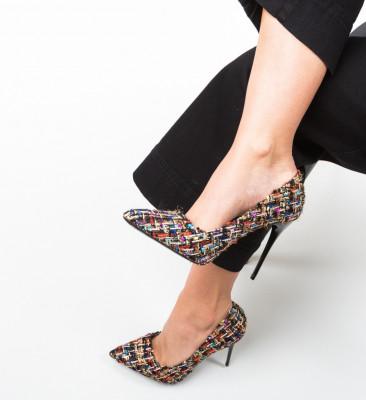 Обувки Abdi Черни
