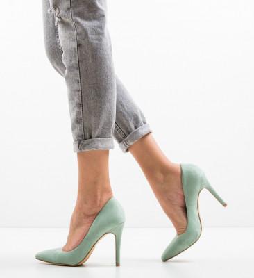 Обувки Cerys Тюркоаз