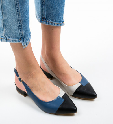 Обувки Dickerson Тъмносин