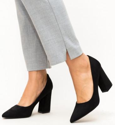 Обувки Dorsy Черни