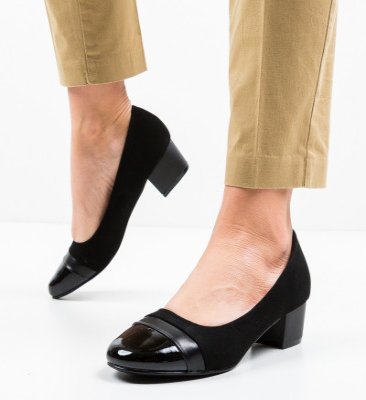 Обувки Fesgabo 2 Черни