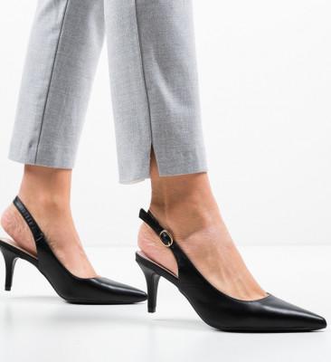 Обувки Irza Черни