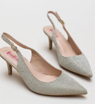 Обувки Jax Златни 2