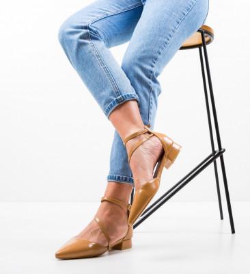 Обувки Jem Камел