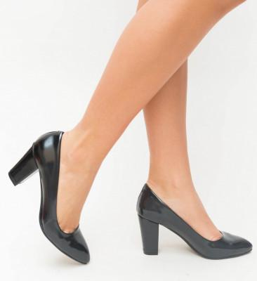 Обувки Liria Черни