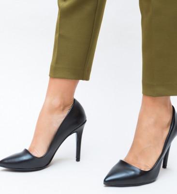 Обувки Ludosa Черни