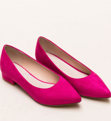 Обувки Niam Фуксия