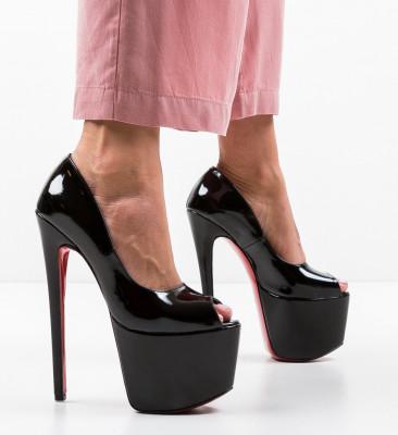 Обувки Quker 5 Черни